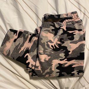 Cozy brand camo leggings